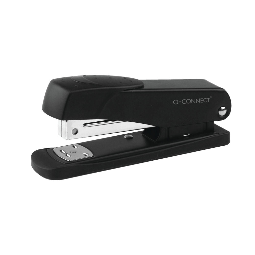 Metal Stapler Half Strip Black/Blue