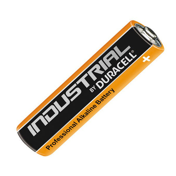 Duracell Industrial AA Batteries Pack 10