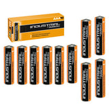 Duracell Industrial AAA Batteries Pack 10