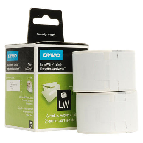 28x89mm Dymo Address Label Standard Pk 260