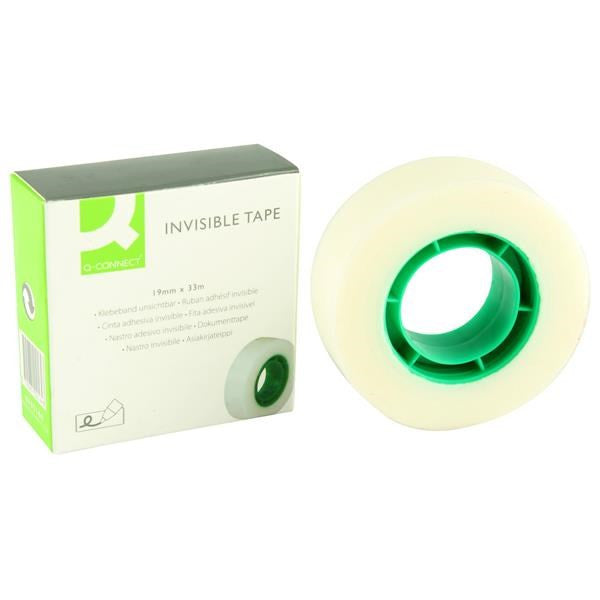 Invisible Sticky Tape 19mm x33m- Quantity Choice