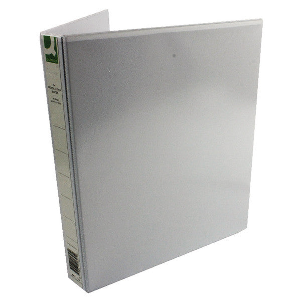 Presentation Ring Binder A4 25mm White