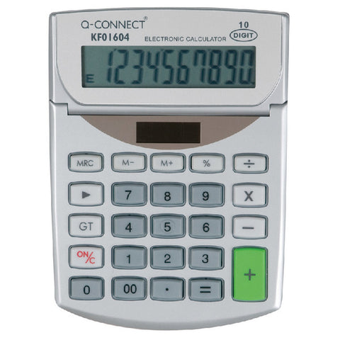Semi-Desktop Calculator 10-digit Display