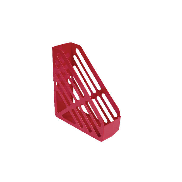 Magazine Rack Red Pack 1