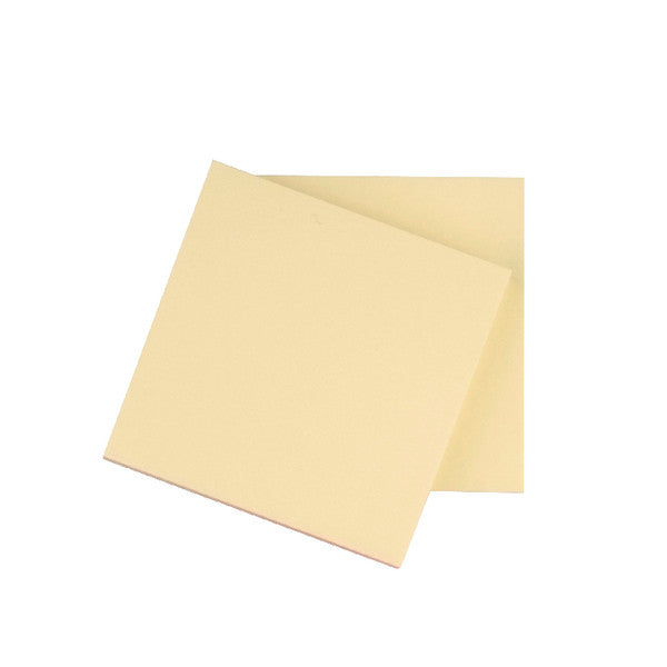 Repositionable Quick Notes 76 x 76mm Yellow Pack 12