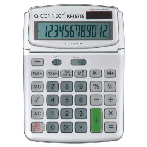 Desktop Calculator 12-digit Display