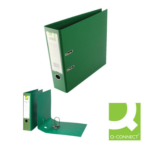 Lever Arch Files A4 Green
