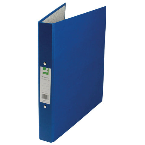 A4 Ring Binders Blue Pack 10 25mm spine