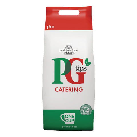 PG Tips One Cup Pyramid Tea Bag- Pack of 460
