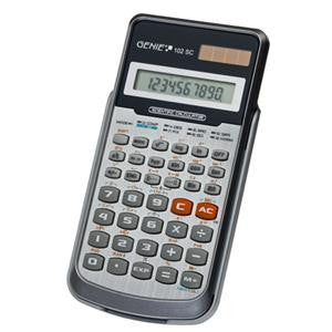 Genie 102 SC 10-Digit Scientific Calculator
