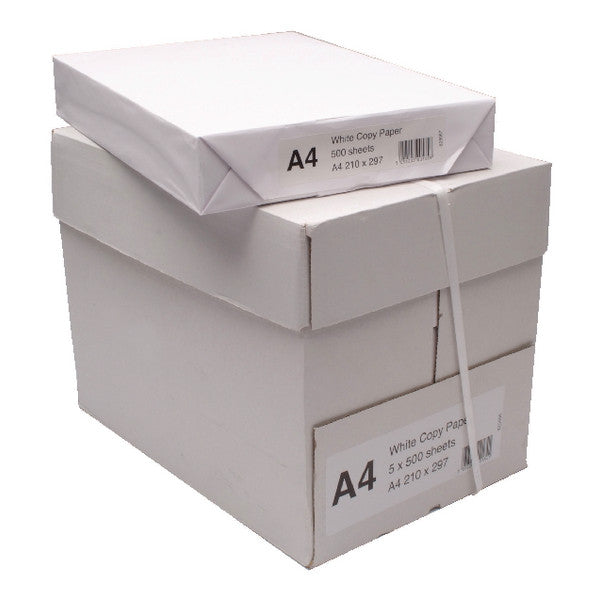 A4 White Copier Paper 2500 Sheets