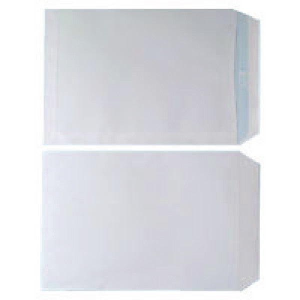 Envelope C4 90gsm White Self Seal Box 250
