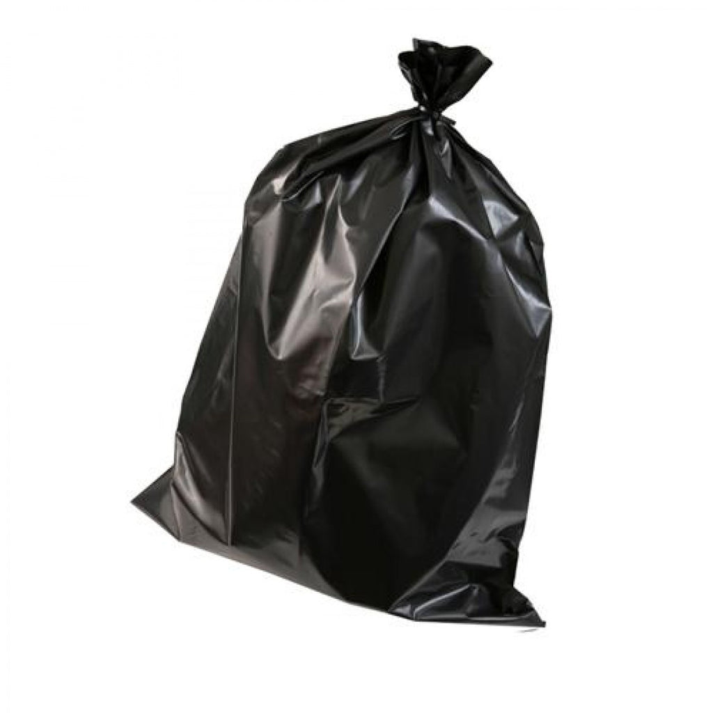 Black Refuse Sack 18x29x39 Inches Pk 200 22 Micron