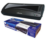 Automatic A4 Cathedral Laminator with Starter Pack of Pouches