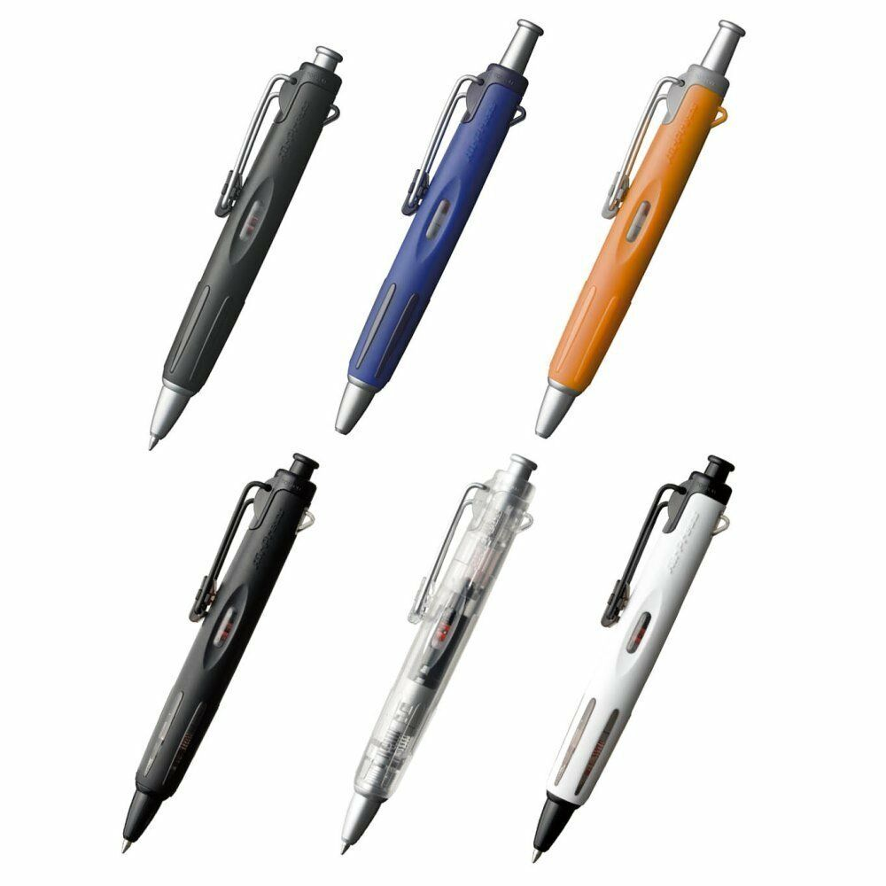Tombow Airpress Black Ballpoint Pen- Colour Choice