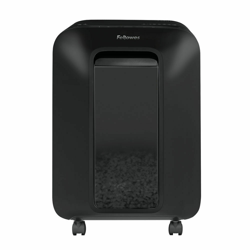 Fellowes LX201 Micro Cut Shredder- Black