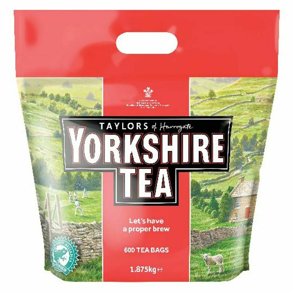 Yorkshire Tea Bags- Pack of 600