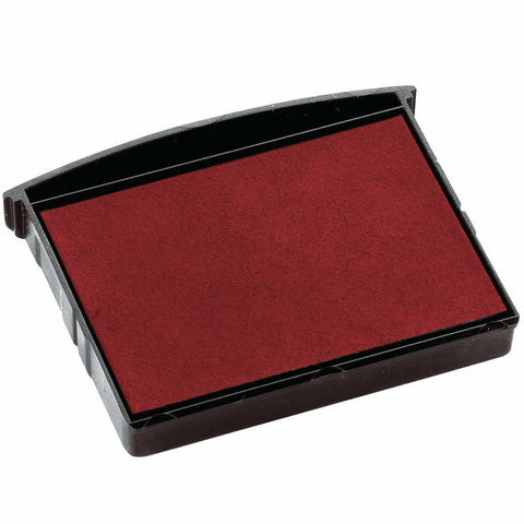 COLOP E/2100 Replacement Ink Pad Red- Pack of 2