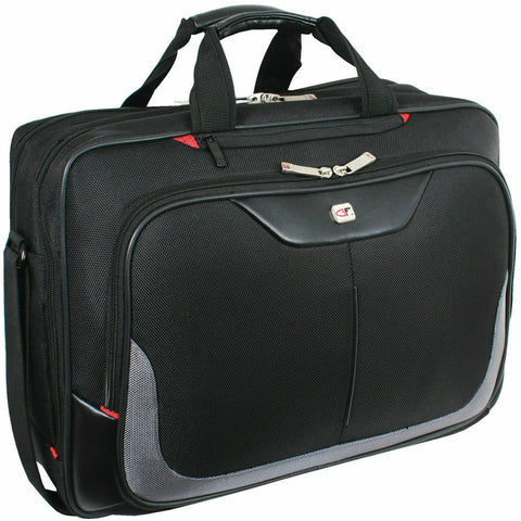 Gino Ferrari Enza Laptop/Business Bag Black