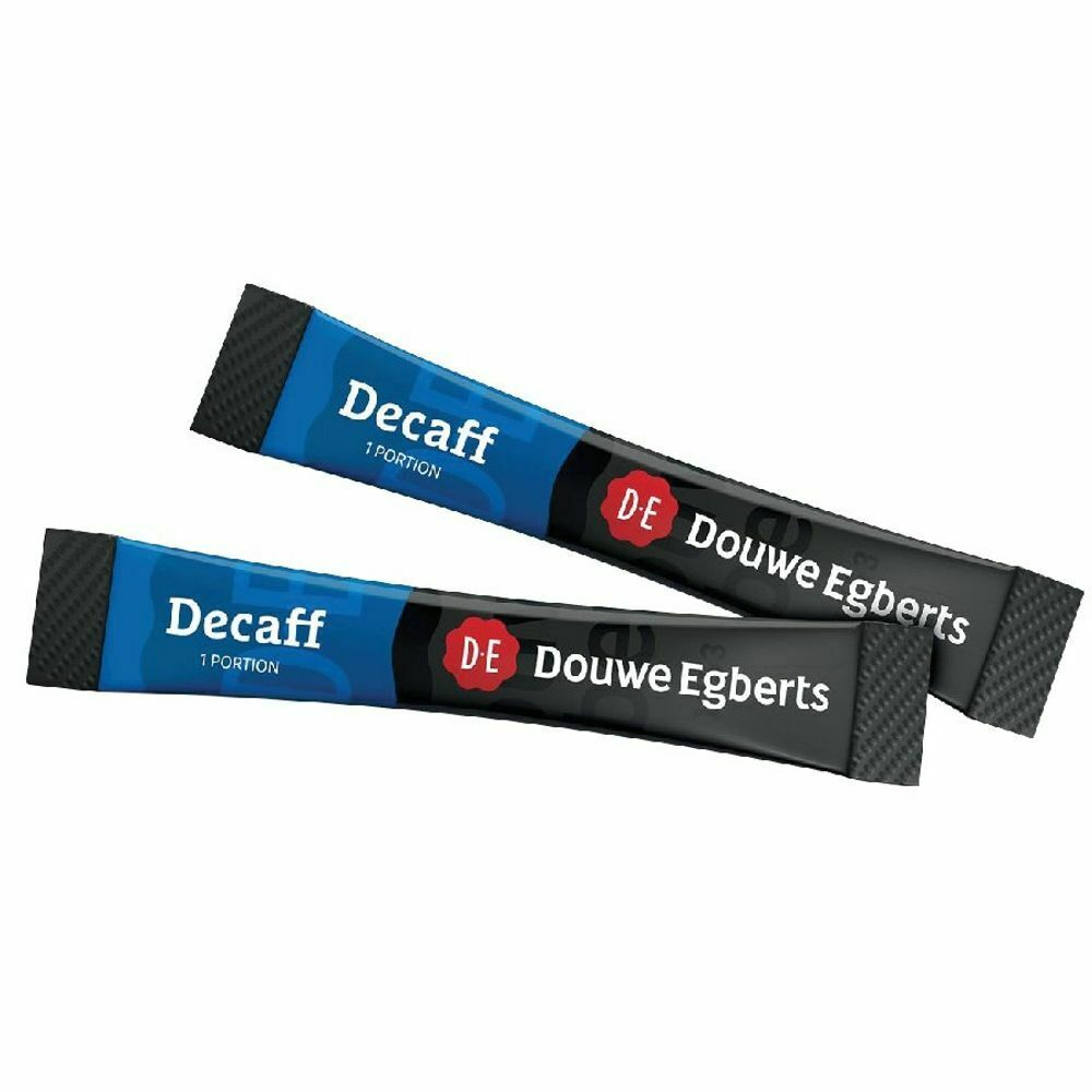 Douwe Egberts Decaffinated Coffee Sticks- Pack of 500