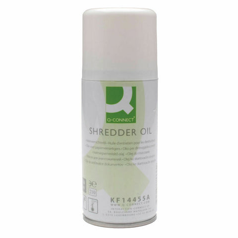 Q- Connect Aerosol Shredder Oil 150ml