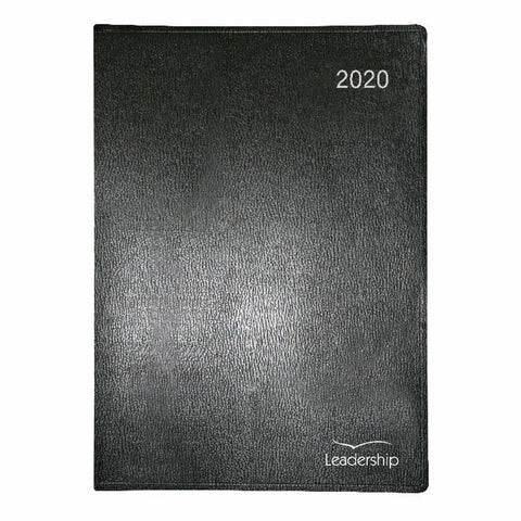Collins 2020 A4 Leadership Week to View (Appointments) Wiro bound Diary - CP6740