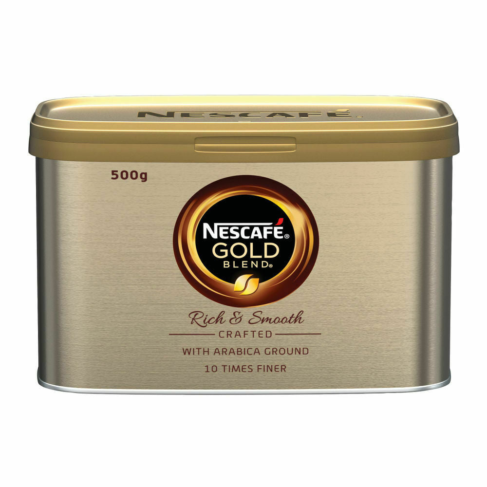 Nescafe Gold Blend Coffee Arabica And Robusta- 500g