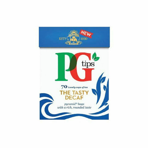 PG Tips Pyramid Tea Bag Decaffeinated- Pack of 70