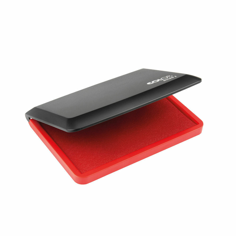COLOP Micro 2 Stamp Pad- Red