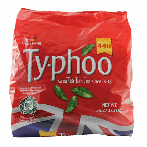 Typhoo One Cup Tea Bag- Pack of 440