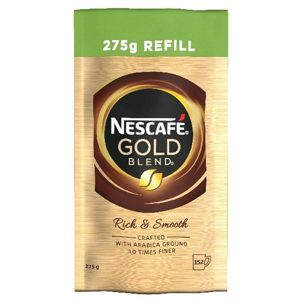 Nescafe Gold Blend Vending Machine- Refill Pack 275g
