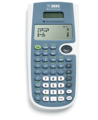 Texas Instruments TI-30XS Multi View Scientific calculator