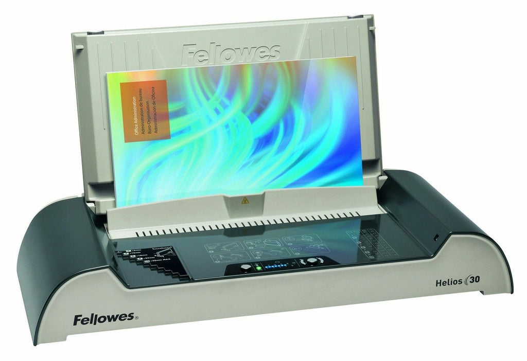 Fellowes Helios 30 Office Thermal Binding Machine- 300 Sheet Capacity Binder