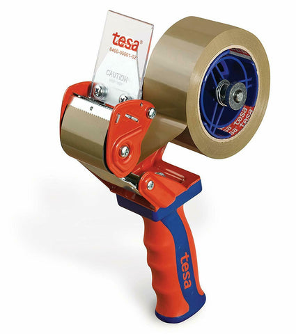 Tesa Comfort Packaging Tape Dispenser- Heavy Duty