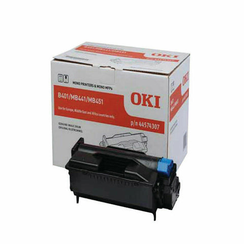 Oki B401/Mb441/451 Imaging Drum ref 44574307