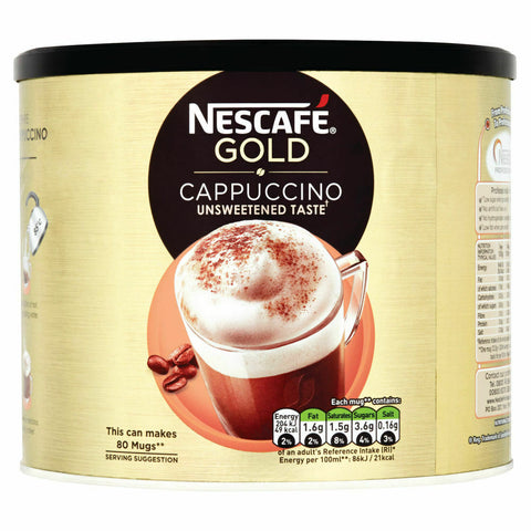 Nescafe Gold Instant Cappuccino Sweetened- 1kg