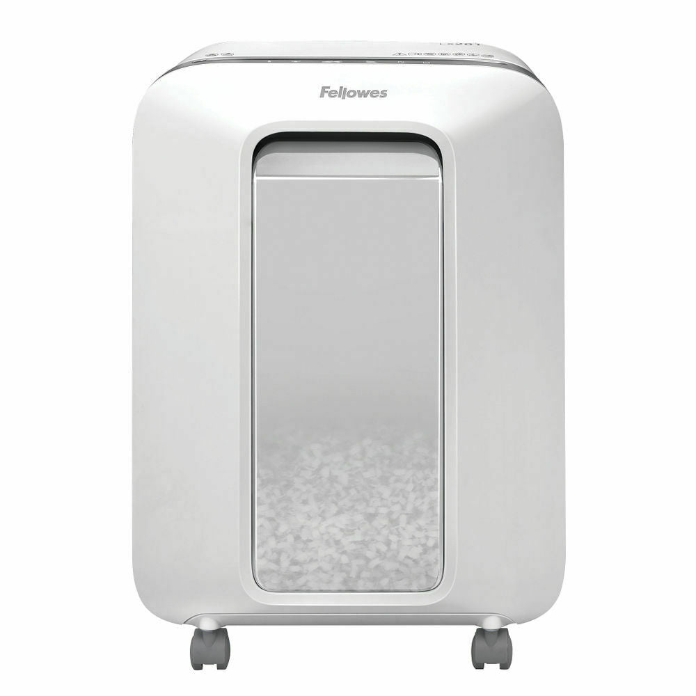 Fellowes LX201 Micro Cut Shredder- White