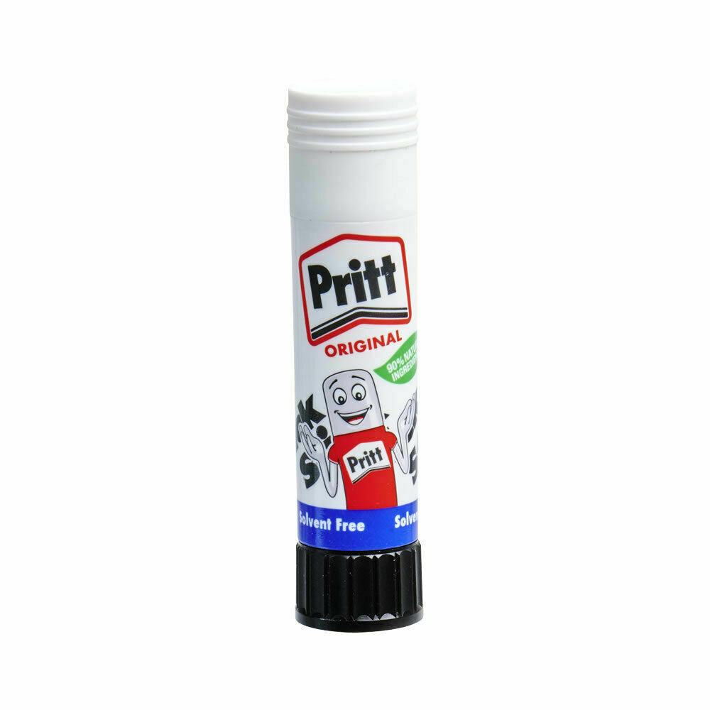 Pritt Glue Sticks 10g, 20g, 40g, available- Single Pack