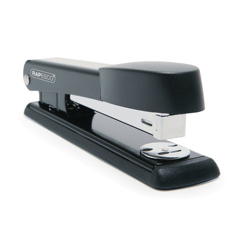 Rapesco Black Metal Full-Strip Stapler