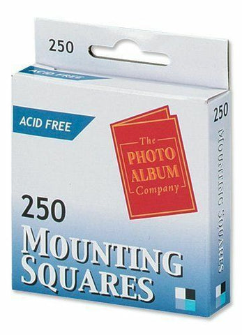 Photo Mounting Adhesive Squares (Stickers)- Pack of 1000