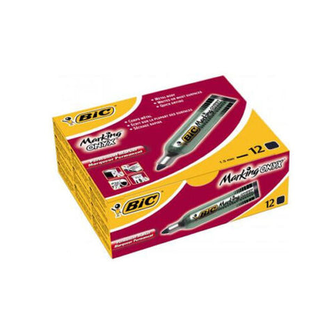 Bic Marking 2300 Permanent Marker Black- Quantity Choice