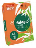 Rey Adagio 80gsm A4 Coloured Paper 500 sheets- Colour Choice