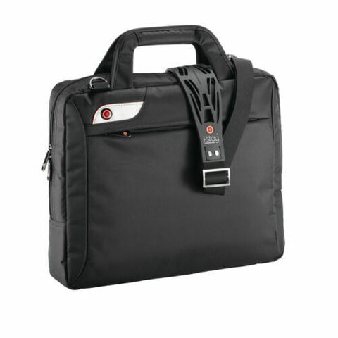 Falcon i-stay Padded Laptop Bag Black