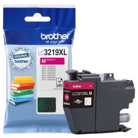 Brother LC3219XL Ink Cartridge Toner- Magenta