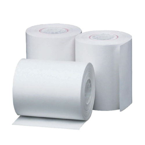 Thermal Till Rolls 57x38x12mm White- Pack of 20