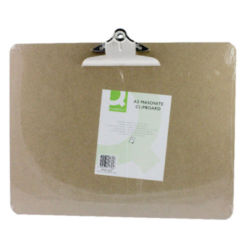 Wooden A3 Clipboard Heavy Duty- Quantity Choice