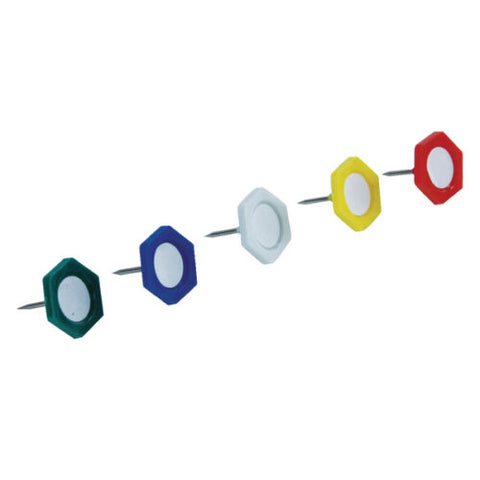 Indicator Pins Assorted Colours- Tub Of 160