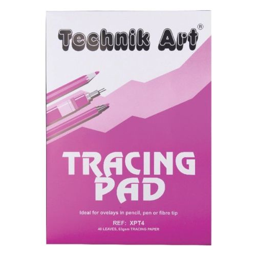 Tracing Paper Sheets 63gsm 40 Sheets- Size option