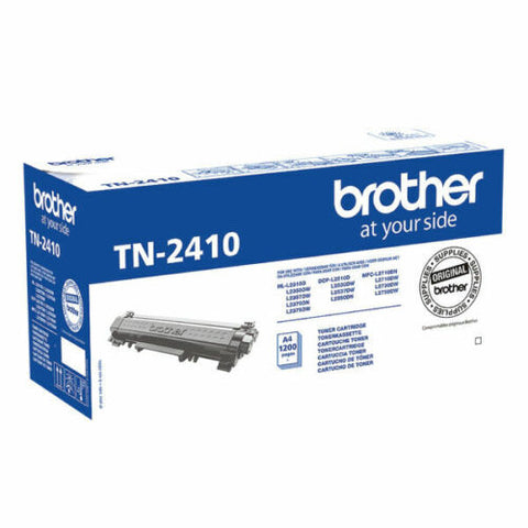 Brother TN2410 Toner Cartridge- Black