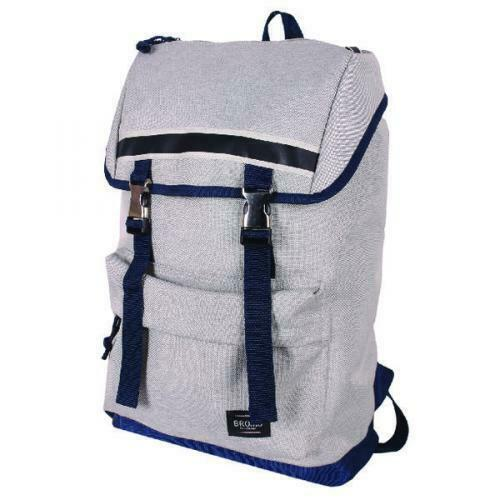 Bromo Barcelona Alpa Padded Backpack 21L- Water Repellent
